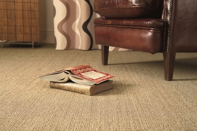 Alternative flooring's Sisal Blenheim carpet