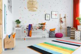 Stylish Childrens Bedroom
