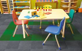 Heckmondike Supacord carpet for classrooms
