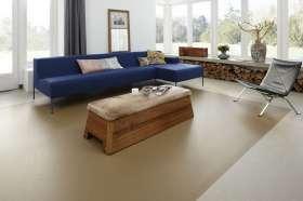 Marmoleum flooring.